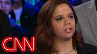 Parkland survivor: Had I not spoke, cause would've been lost in the vomit