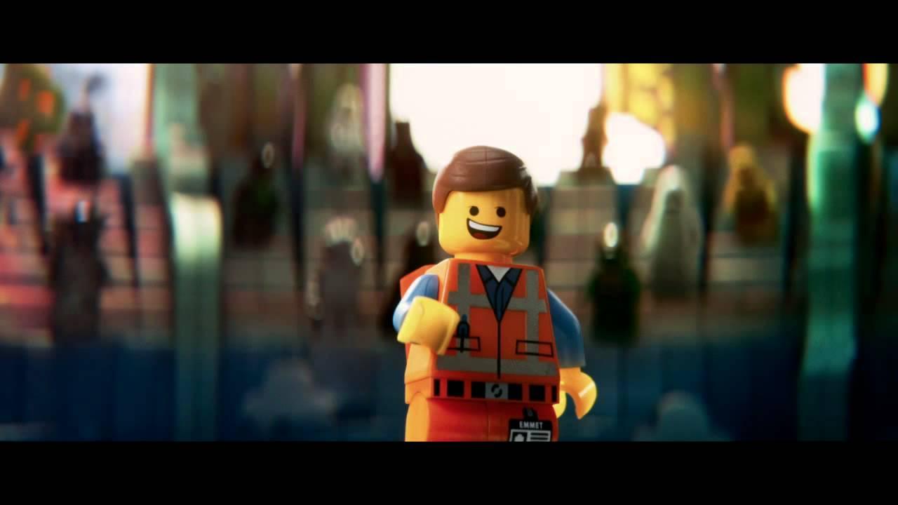 LEGO FİLMİ' nin Türkçe Dublajlı Fragmanı