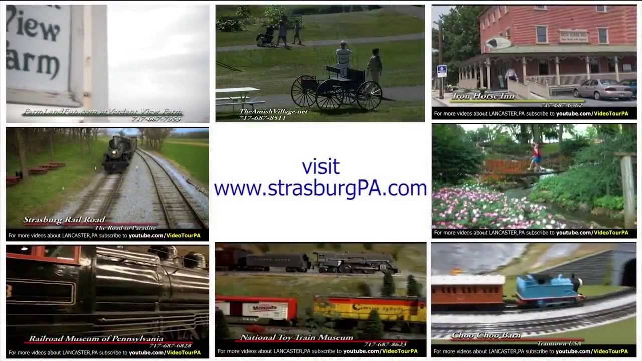 Strasburg , PA | Experience the Real Lancaster County
