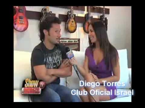 Diego Torres En Show Business TV