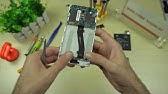 Как разобрать Meizu MX4 disassembly - YouTube