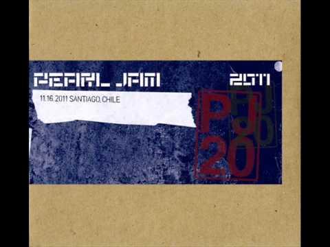 Pearl Jam en Santiago Chile 16 Noviembre 2011 [Completo][AUDIO FULL]