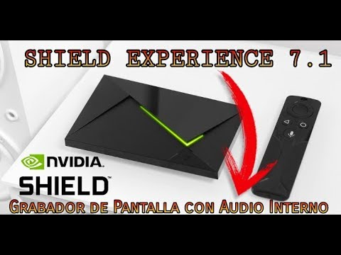 NVIDIA SHIELD Android TV gets SHIELD Experience 7 1 with