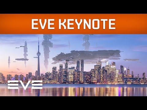 EVE North 2019 - EVE Online Keynote