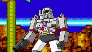 ST TDT Chapter 2: The Return of Megatron (Scene 9 and 10)