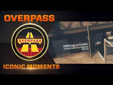 CS:GO - The Most Iconic Major Moments on Overpass