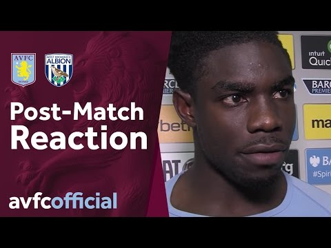 West Brom post-match reaction