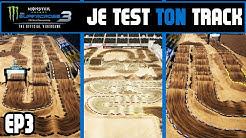 JE TEST TON TRACK | Monster Energy Supercross 3 - Ep 03
