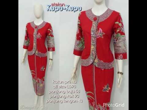 Wa 0816355490 Kebaya Batik Anne Avanti Kebaya Kombinasi Batik Anne