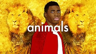 Afrobeat Instrumental 2018 ''Animals'' [Afro Trap Type Beat] SOLD