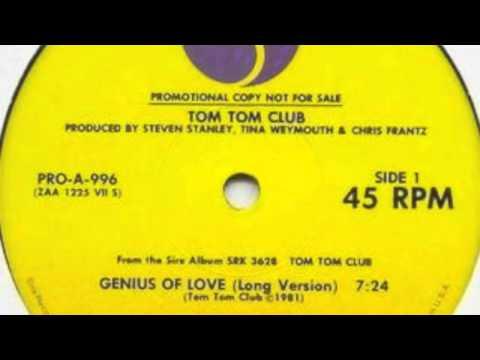 Tom Tom club - Genius Of Love mp3