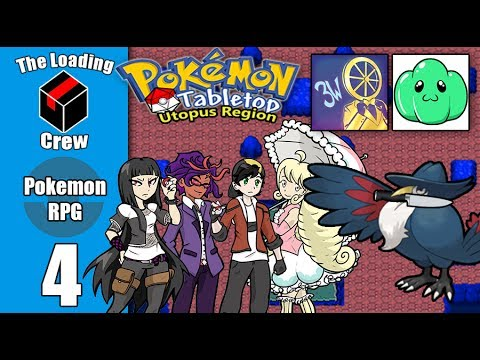 Pokemon Tabletop One Shot - Episode 4: Ultra Space (Ft. The Third Wheel and Jelloapocalypse)