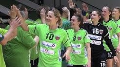 Die SpreefüXXe schlagen den SV Werder Bremen | 2. Handball-Bundesliga