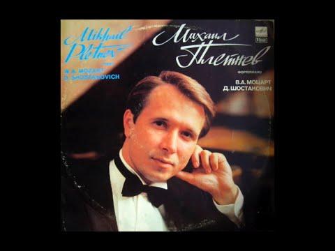 Mikhail Pletnev plays Mozart Piano Concerto no. 26, K. 537 - live 1984