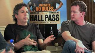 Farrelly Brothers & Co-writers Talk Hall Pass And The Line Between Outrageous And Funny