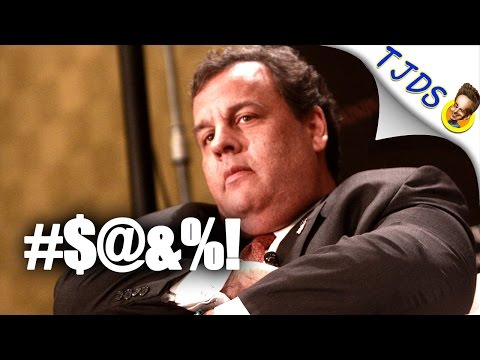 Chris Christie Freaks The F*ck Out In Most New Jersey Story Ever