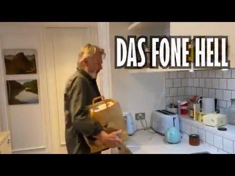 Sam Neill: DAS FONE HELL (Cinema Quarentíne)