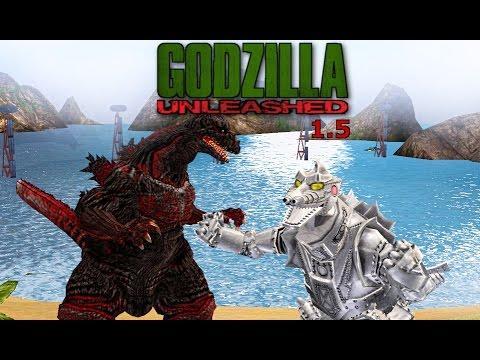 Godzilla Unleashed Overhaul Mod 1.5 Update