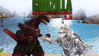 Godzilla Unleashed Overhaul Mod 1.5 Update