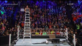 Dean Ambrose vs. Bray Wyatt (Tables, Ladders & Chairs Match) WWE TLC 2014 #WWETLC