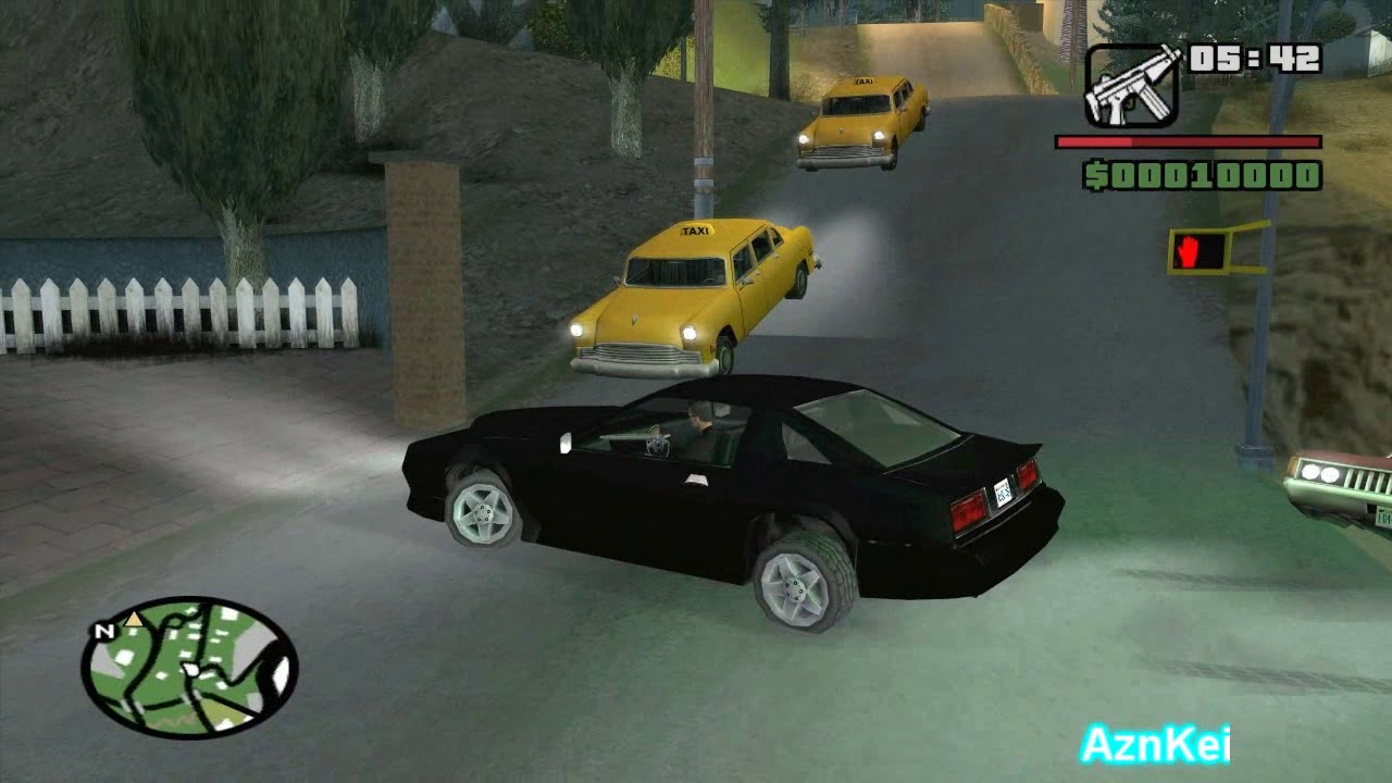 Download GTA San Andreas DYOM: [Arejai] The story of the Transporter (part2) (720p)