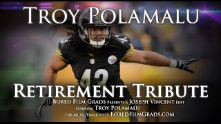 Troy Polamalu - A Retirement Tribute