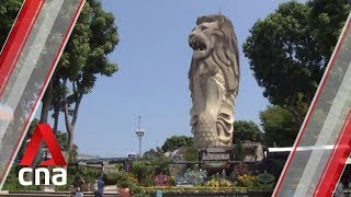 Sentosa to tear down Merlion statue to make way for new attractions