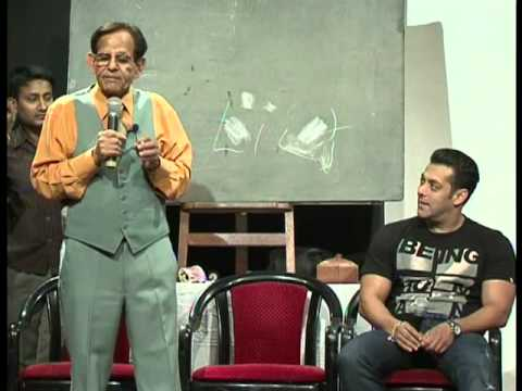 salman khan and dr o p kapoor youtube