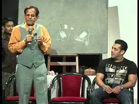 salman khan and dr o p kapoor youtube