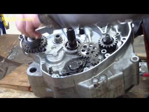 Видео Ремонт мотора сузуки