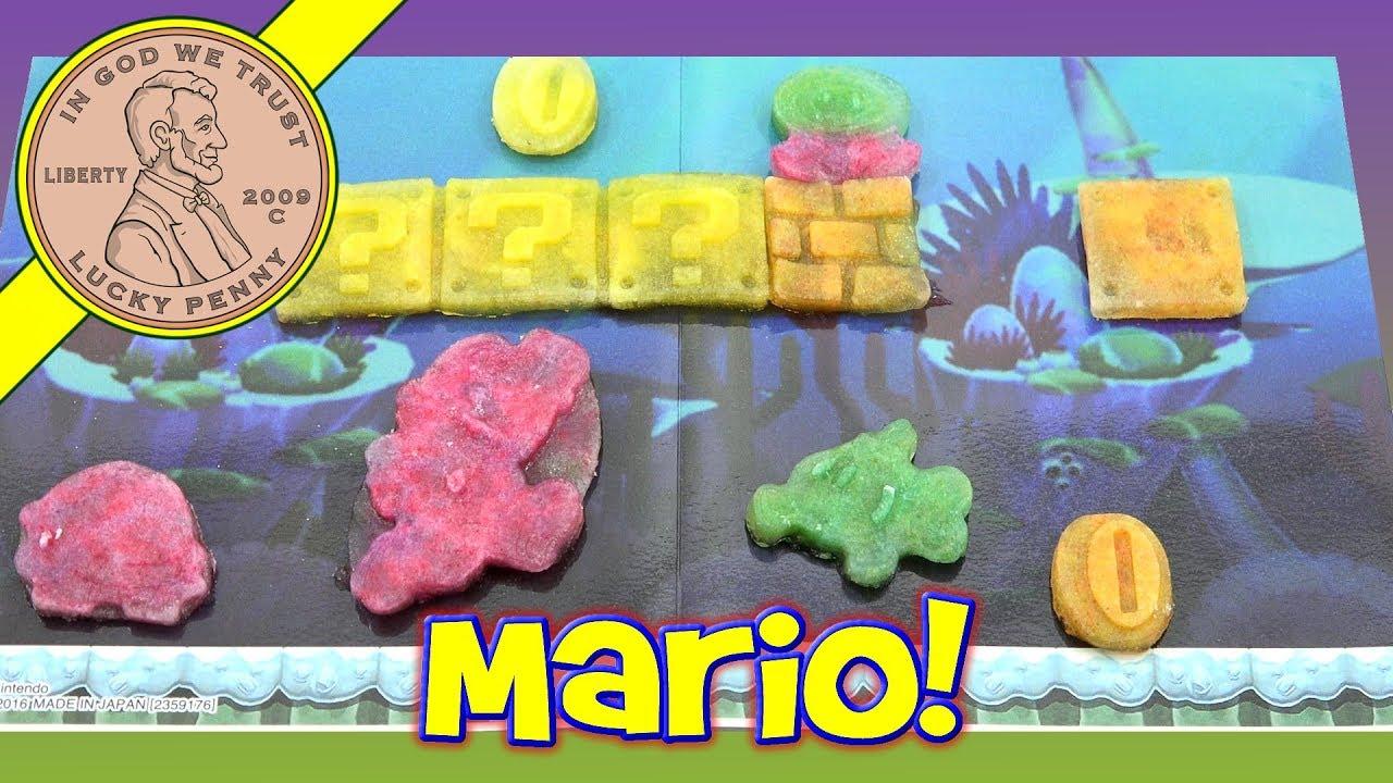 how to make super mario