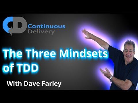 Three Mindsets of Test Driven Development (TDD)