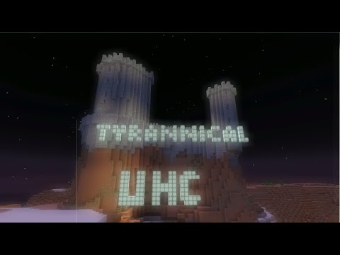 Tyranical UHC S2: Episode 3: Lime's Keen Sense of Direction