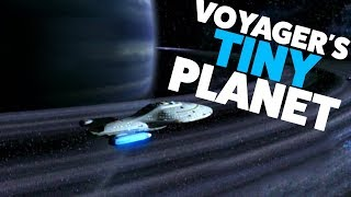 Video Star Trek Voyager's IMPOSSIBLY Tiny Planet download MP3, 3GP, MP4, WEBM, AVI, FLV Agustus 2017