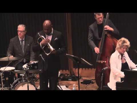Dena Derose Trio live at Stanford Jazzfestival, Green Dolphin Street
