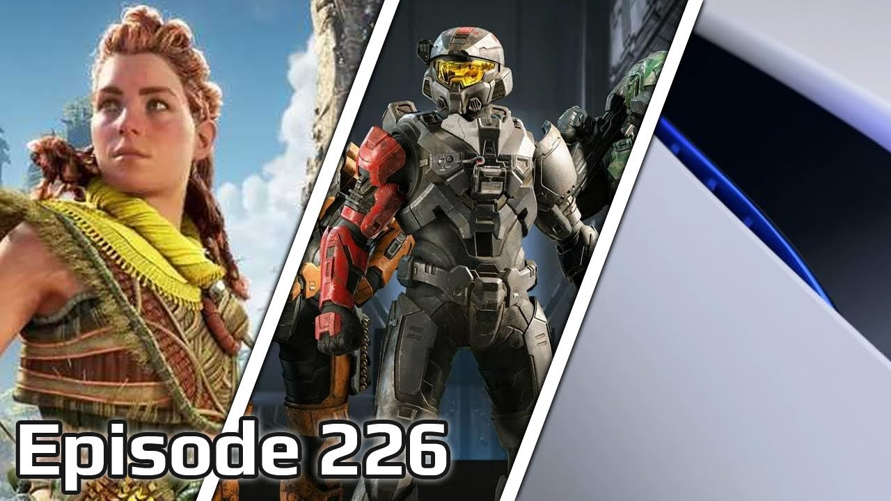 Horizon Forbidden West Delay, Halo Infinite, PS5 SSD Upgrade | Spawncast Ep 226
