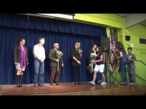 Mini Opera Night at Thomas Edison Elementary  May 21, 2013