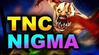 NIGMA vs TNC - MINOR vs MAJOR Champions! - LEIPZIG MAJOR DreamLeague 13 DOTA 2