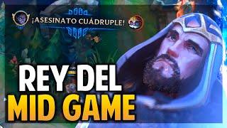¡SYLAS TIENE UN MID GAME DE MIEDO!   League of Legends