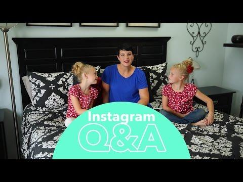 Q&A with Jill, Hallie & Brighton   JEhat