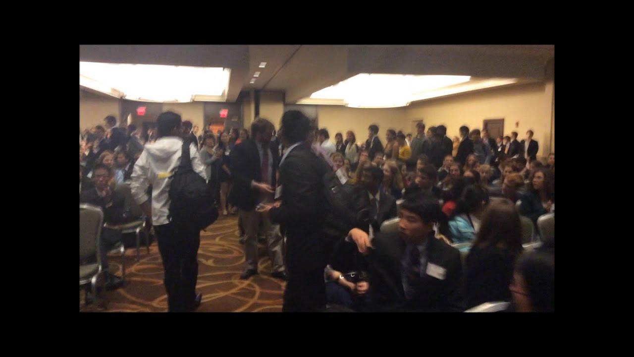 Harvard MUN 2014 Delegation Awards - YouTube
