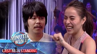 Minute To Win It: Empoy, may nakakatawang hirit kay Cristine
