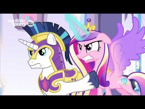 Mlp Season 9 Episode 1 - King Sombra and Flurry Heart