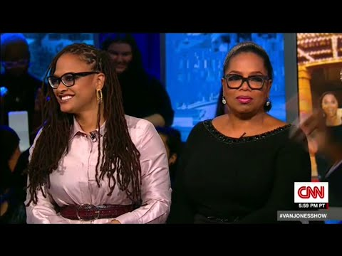 Van Jones Show| Oprah Winfrey & Ava Duvernay -11th March 2018