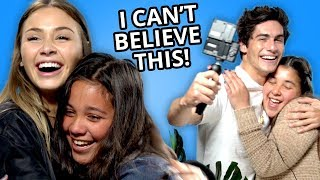 Malibu Surf Cast SURPRISES Fans! You won't believe what happened...