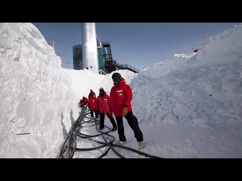 IceCube Explained: IceCube Neutrino Observatory at the University of Wisconsin-Madison