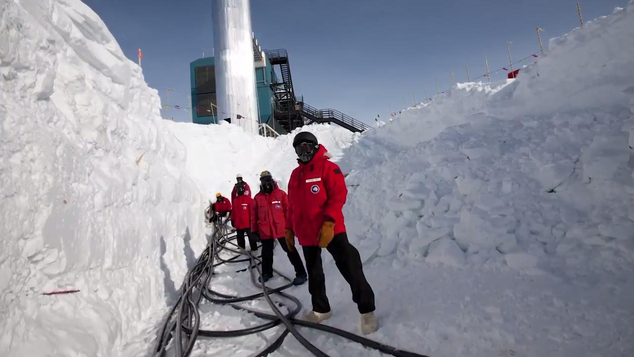 IceCube Explained: IceCube Neutrino Observatory at the ...Icecube Neutrino Observatory Core