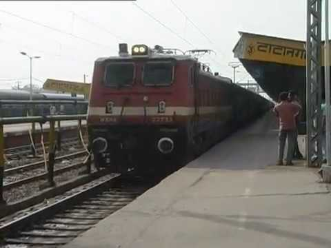 Vintage :: Tatanagar Junction in 2010 :: Purushottam and Danapur Superfast