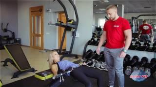5 ефективних вправ для сідниць від спортклубу InterFit в Івано-Франківську