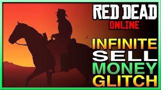 AMAZING INFINITE Red Dead Online Money Glitch $20000+/HOUR Red Dead...